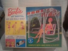 Vintage One-Owner MISS BARBIE *** BOX *** Gorgeous Graphics & totally NEAR MINT!