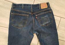Men's Levi's 505 jeans - Regular fit - 36x31 - ( tag 38x32) medium wash, EUC