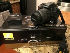 Nikon D D5100 16.2MP Digital SLR Camera - Black (Kit w/ AF-S DX VR 18-55mm