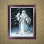 5D Diamond Embroidery Santa Claus Painting Cross Stitch DIY Craft Home Decor