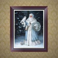 5D Santa Claus Diamond Embroidery Painting Cross Stitch DIY Art Craft Home Decor