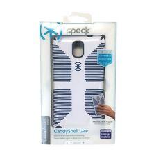 Speck CANDYSHELL GRIP SAMSUNG NOTE 3 CASE White/Blue SPK-A2436 Sehll Bumper