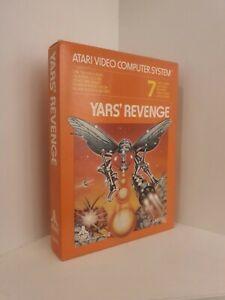 Yars' Revenge (NOS/UNOPENED), Atari 2600