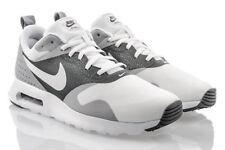 Zapatillas deportivas de hombre Nike de piel color principal gris