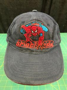 Marvel The Amazing Spider-Man Youth Children's Kid One Size Adjustable Cap Hat