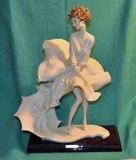 Florence by Giuseppe Armani - Stormy Weather Figurine ~ Capodimonte