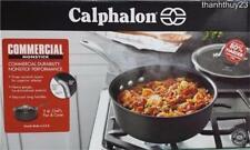 New Calphalon Commercial Nonstick 3 qt. Chef's Pan & Cover