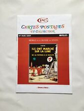 TINTIN CPC CARTES POSTALES ET COLLECTION N° / D HERZO 2009 PIRATE PASTICHE 40 ex