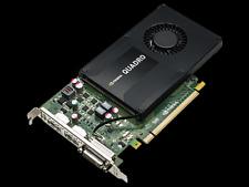 HP Nvidia Quadro K2200 J3G88AT 4GB GDDR5 PCI-Express