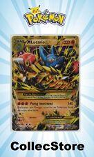 ☺ Carte Pokémon M Lucario EX 113/111 VF NEUVE - XY3 Poings Furieux