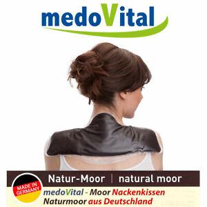 Moor Nackenkissen, Wärmekissen für Nacken Rücken Gelenke Mikrowelle Moorkissen