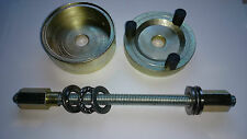 Renault Clio mk2 Rear Axle Suspension Bush Fitting Install Removal Mounting Tool