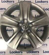 "GENUINE VAUXHALL ASTRA J INSIGNIA B ZAFIRA C 17"" WHEEL TRIM COVER 13267807"