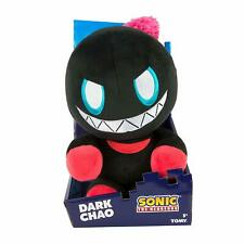 Sonic Dark Chao Plush Toy, Black