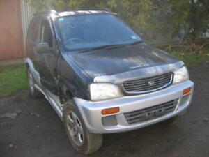 DAIHATSU TERIOS GRILLE WAGON SX (CHROME) 07/1997-11/2000, 128208 Kms