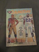 1994 Cleveland Browns vs. Arizona Cardinals Program READ LISTING