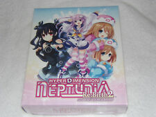 BRAND NEW HYPERDIMENSION NEPTUNIA RE;BIRTH2: SISTERS GENERATION LIMITED EDITION!