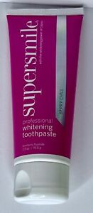 Supersmile Professional Whitening Toothpaste Berry Chill 2.5 oz/ 70.8g Exp 11/21