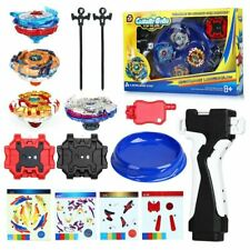 4x Boxed bayblade Beyblade Burst Set With Launcher Arena Metal Fight Battle UK