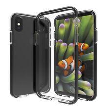 FIN DOUX TPU Silicone arrière choc Boitier Pare étui protectrice pour iPhone