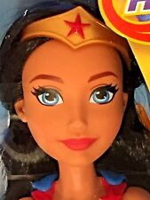 """DC Comics Super Hero Girls Wonder Woman 12"""" Action Doll With Action Ready Outfit"""