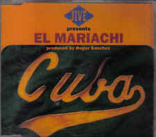 El Mariachi-Cuba cd maxi single 5 tracks