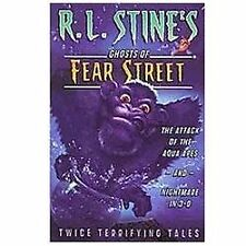 R. L. Stine&#39s Ghosts of Fear Street: The Attack of the Aqua Apes and Nightmar