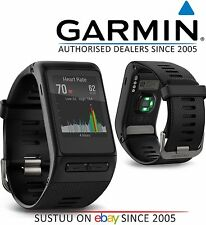 Garmin Vivoactive HR GPS Smart montre-bracelet │ fréquence cardiaque │ Running Sports │ Regular BLK