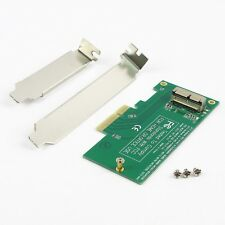 NEW Adapter Card to PCI-E 4X for apple 2013 2014 MacBook Air Pro Retina SSD