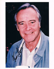 """Jack Lemmon 1925-2001 genuine autograph IN PERSON signed 8""""x10"""" photo"""