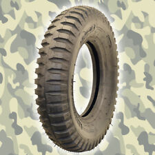 Military Jeep Tire GPW Willys Trailer - 600x16 6-ply M416 M101 M762 M100 Army