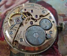 Vintage Ulysse Nardin Chronometer co. movement