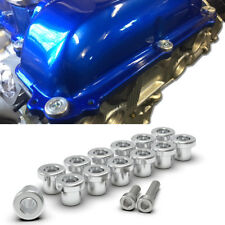 ROCKER COVER GROMMET WASHER & BOLT SET KIT fits NISSAN PULSAR GTIR RNN14 SR20DET