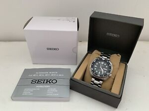 Seiko SRP777J Made In Japan With Metal Bracelet