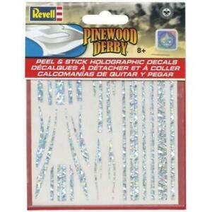 Revell Peel & Stick Holo Decal Stripe RMXY9448
