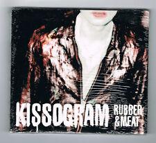 KISSOGRAM - RUBBER & MEAT - CD 12 TITRES - 2009 - NEUF NEW NEU