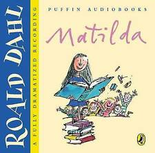 Matilda by Roald Dahl (CD-Audio, 2005)