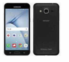 New Samsung Galaxy J3 Sm-J320V 16Gb 4G Lte 8Mp Camera Black (Verizon) Smartphone