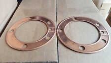 "Harley Shovelhead Copper Head Gasket 1966-84 74"" 80"" Motors 16770-66 2 pk (955"