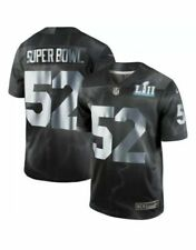 Nike Super Bowl 52 Limited Jersey Sz M 100 Authentic LII 884821 043