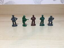 1980's Bluebird Toy Army Figures - Retro Vintage Mini Small Collectable Figures
