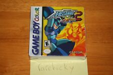 Mega Man Megaman Xtreme 2 (Nintendo Gameboy Color) NEW SEALED H-SEAM SUPER RARE!