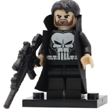 PUNISHER MARVEL COMICS MINIFIGURE FIGURE USA SELLER NEW IN PACKAGE