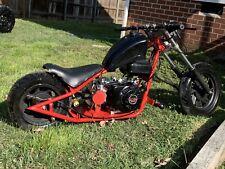 mini chopper motorcycle