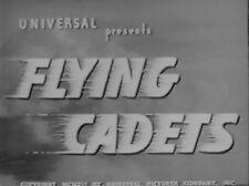 FLYING CADETS 1941 (DVD) EDMUND LOWE, WILLIAM GARGAN