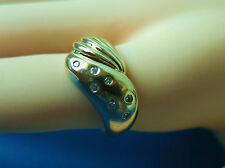 "Diamant - Ring 585 (Sternenhimmel) Gr.17/18 ""Top"""