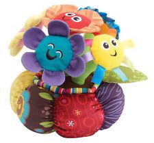 Lamaze SOFT Gong GIARDINO musicale gioco giocattolo bambini giochi con Texture Fiori NUOVO!!