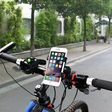 Support Vélo pour IPHONE 7 Plus Smartphone Guidon Pince GPS Noir Universel 360 R