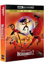 (Pre-order) Incredibles 2 (Blu-ray 2D + 3D + 4K UHD) Full Slip Case Steelbook