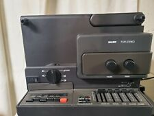 Bauer T-510 Stereo Sound Movie Projector ~Serviced~Free Ship